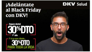 assegurança dental Black Friday