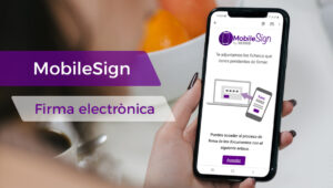 Firma digital MobileSign